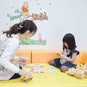 キッズコーナー・親子診療